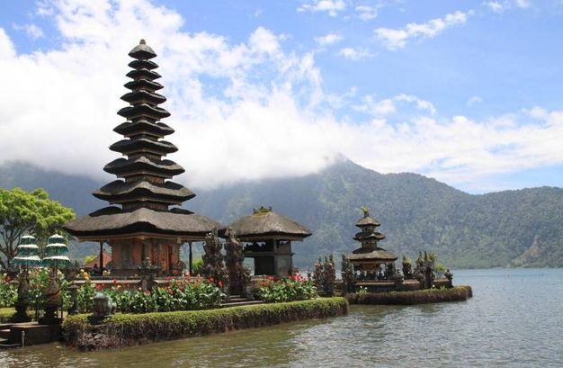 Pagoda Bali