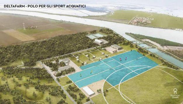 Polo per gli sport acquatici