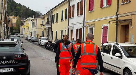 Tragedia nella tragedia nel  quartiere di Soria (Fotoprint)