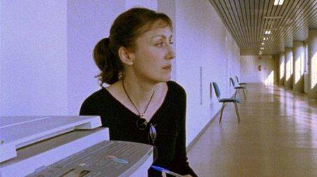 """Cristina Comencini nel film 'Mi  piace lavorare"""""""