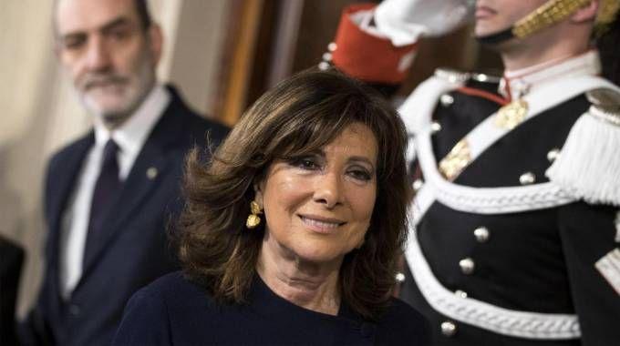 Maria Elisabetta Alberti Casellati (aNSA)