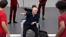 Marco Garofalo in una recente partecipazione ad Amici