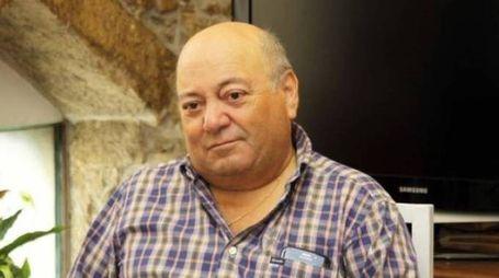Il presidente dell'Ascoli Francesco Bellini