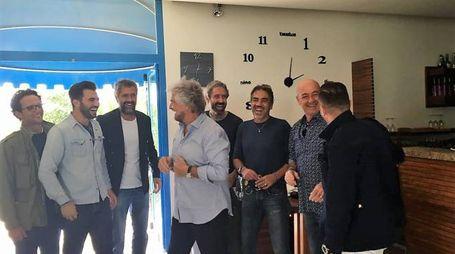 Beppe Grillo al Primasecca