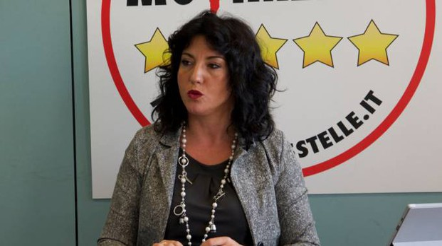 Raffaella Sensoli, consigliera regionale del 5 Stelle