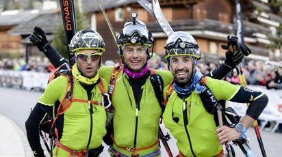 Patrouille des glaciers, vittoria e record per l'Italia