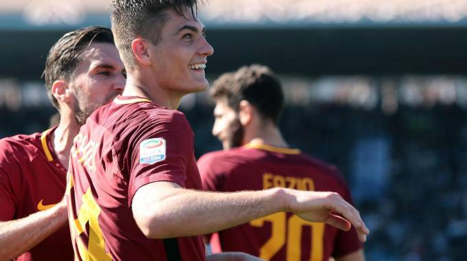 Spal-Roma 0-3 (Ansa)