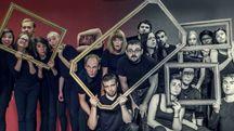 I ragazzi di Arlekin Theater, presenti alla rassegna