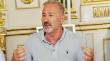 L'organizzatore Mimmo D'Alessandro