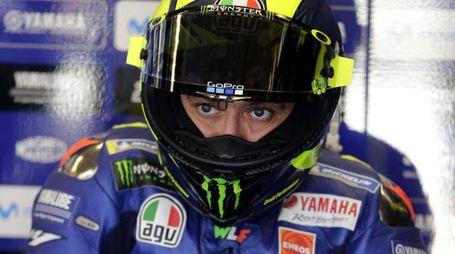 Motogp Austin 2018, Valentino Rossi (Ansa)