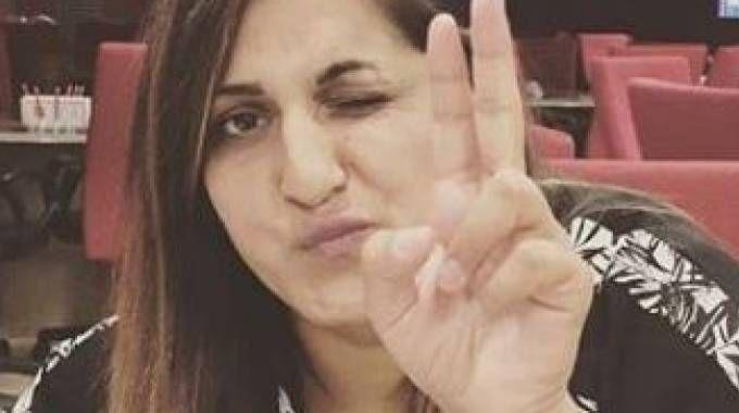 Sana Cheema in una foto sul suo profilo Instagram
