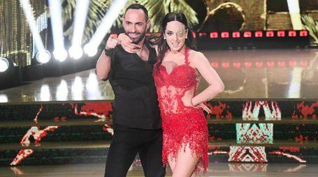 Gessica Notaro a Ballando con le stelle (foto Lapresse)