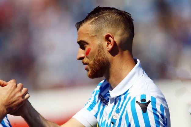 Spal-Roma 0-3, autorete di Vicari (Lapresse)
