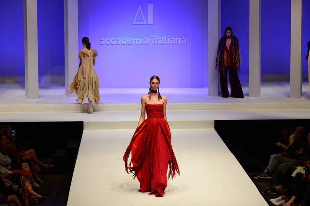 La sfilata di Accademia Italiana