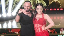 Gessica Notaro e Stefano Oradei (LaPresse)