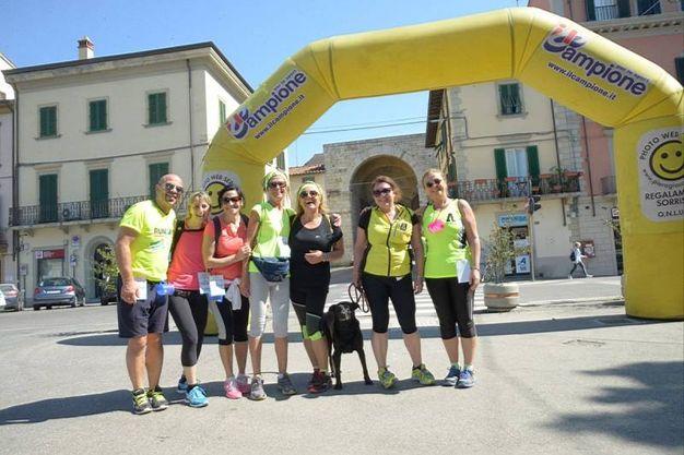 """""""Un po' n'poggio"""" a Prato (foto: Regalami un sorriso onlus)"""