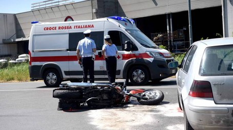 L'incidente mortale