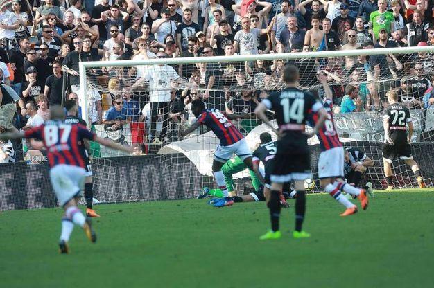 Udinese-Crotone 1-2, Faraoni (Ansa)