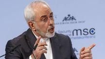Javad Zarif, ministro degli esteri dell'Iran (Ansa)