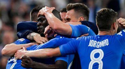 Juve-Napoli, Koulibaly esulta dopo il gol  (LaPresse)