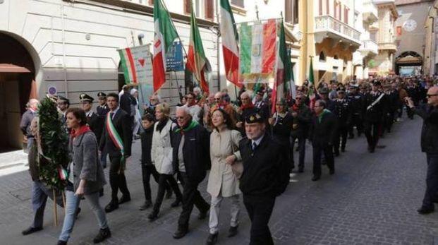 Le celebrazioni per il 25 aprile a Imola