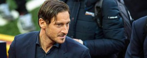 Liverpool-Roma, Totti ad Anfield Road (Ansa)