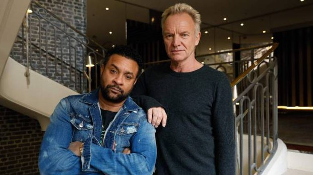 Shaggy e Sting