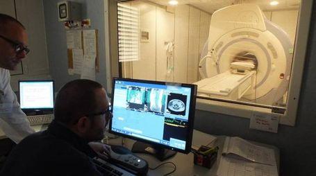 La risonanza magnetica dell'ospedale di Guastalla