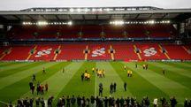 Liverpool-Roma, Anfield Road (Ansa)