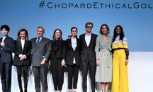 Basilea, le celebrities in prima fila per Chopard
