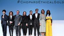 Basilea, le celebrities in prima fila per Chopard