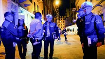 Proseguono i controlli notturni della polizia municipale contro la movida selvaggia