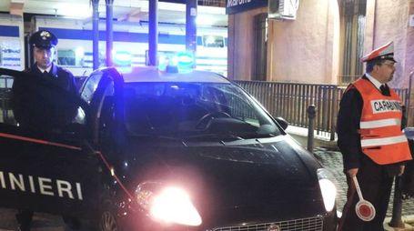 I responsabili non sono ancora stati rintracciati, continuano le ricerche dei Carabinieri