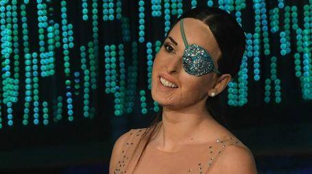 Gessica Notaro a Ballando con le stelle