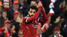 "Mohamed Salah, assoluto protagonista della gara d'andata contro la ""sua"" Roma"