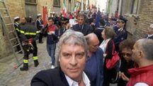 L'onorevole Paolini della Lega Nord