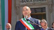 Il sindaco Luca Vecchi (foto Artioli)