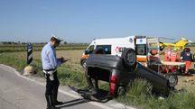 La scena dell'incidente (Zani)
