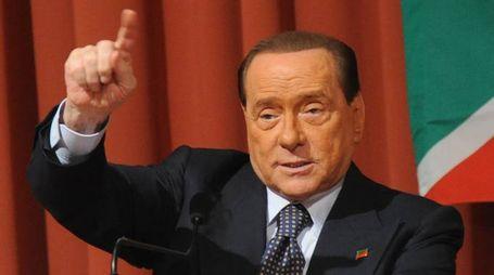 Silvio Berlusconi (Newpresse)
