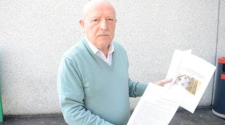 Giorgio Furzi ha presentato denunce  in 17 procure