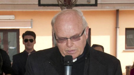 Vanzaghello, don Armando Bosani