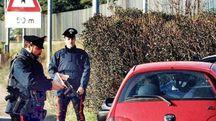 Controlli serrati in tutte le strade della provincia sono in corso da stamane dopo il tentativo di incursione in villa