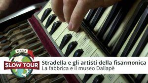 Stradella e gli artisti della fisarmonica