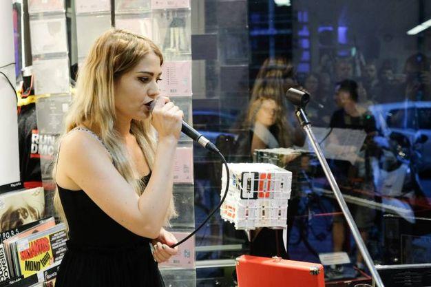 Cantante, polistrumentista e produttrice di origine marchigiane (FotoSchicchi)