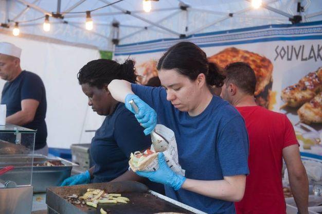 Finger Food Festival è una  manifestazione enogastronomica itinerante (FotoSchicchi)