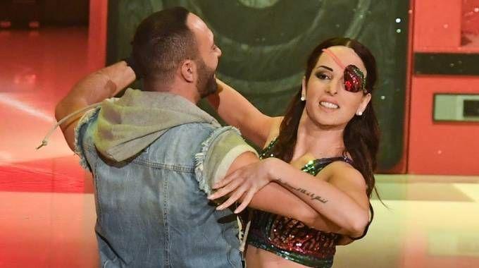 Gessica Notaro in semifinale a 'Ballando con le stelle' (LaPresse)
