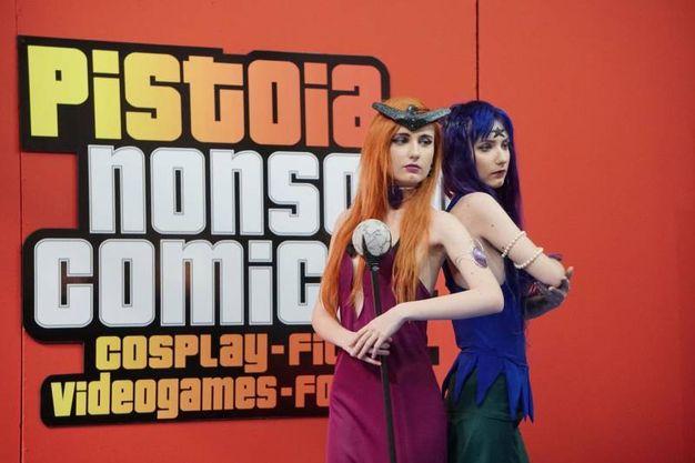 Pistoia, Non solo  Comics 2018 (Acerboni/FotoCastellani)