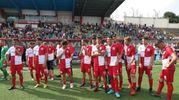 La squadra (foto Petrangeli)