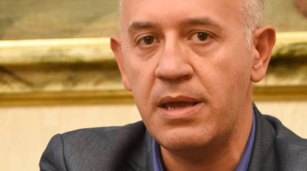 Fabrizio Ciarapica traccia un primo bilancio dopo dieci mesi da sindaco di Civitanova (foto Federico De Marco)