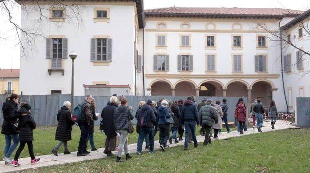 Palazzo Omodei a Cusano Milanino